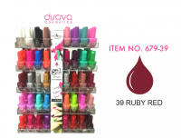 ESMALTE DE GEL 679-39 RUBY RED ITALIA