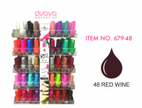 ESMALTE DE GEL 679-48 RED WINE ITALIA
